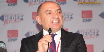 CHP Kocaeli, Tahsin Tarhan Dedi