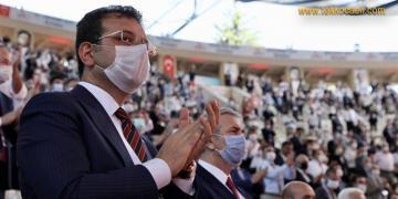 CHP Kurultayında, Ekrem İmamoğlu'ndan İktidara Çağrı