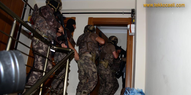 Yasa Dışı Bahis Operasyonu; 53 Gözaltı