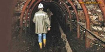 Parmağı Kopan Maden İşçisi Kocaeli'ye Getirildi