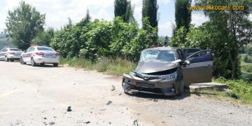 Korkunç Kaza; Yaralılar Var