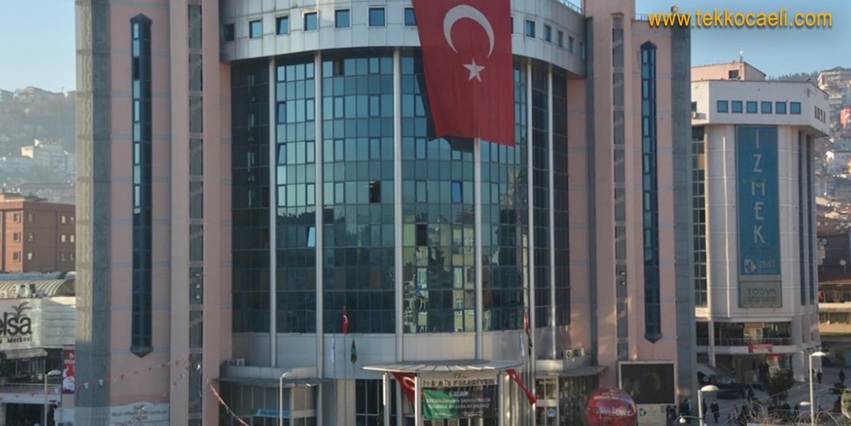 İzmit Belediyesi'nde İki Personel Disipline Sevkedildi