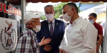 Büyükakın'dan Gebze'nin Köylerinde 'Ayasofya' Açıklaması
