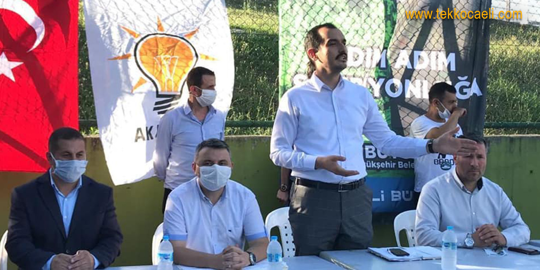 Ak Parti'de Ali Güney'den Flaş Sözler