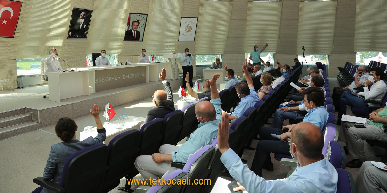 Başiskele'de 2019 Yılı Bütçe Kesin Hesabı Kabul Edildi