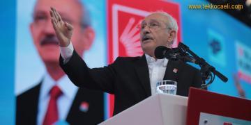 CHP Lideri Kılıçdaroğlu, 'İktidar Manifestosu'nu Açıkladı
