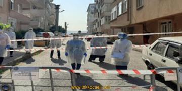 Kocaeli'de O Sokak Karantinaya Alındı
