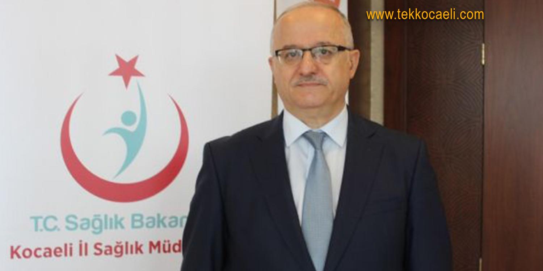 İl Sağlık Müdürü Ergüney'in Görev Süresi Uzatıldı