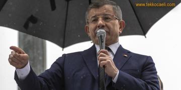 Ahmet Davutoğlu'ndan İktidara Sert Tepki