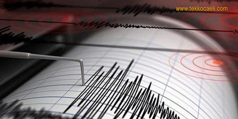 ŞOK! Deprem