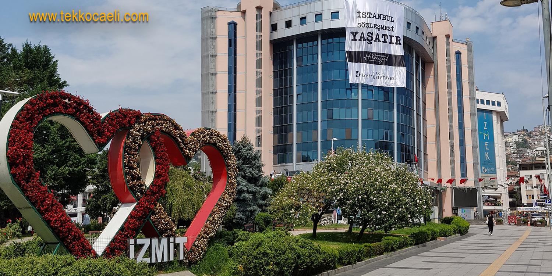 Başkan Hürriyet'ten 'İstanbul Sözleşmesi'ne Destek