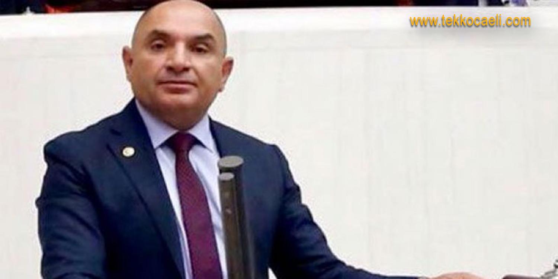 CHP PM Üyesi Tarhan: Kocaeli Mağdur Edilen Bir Kent