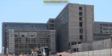 Şehir Hastanesi'nde Çalışan Güvenlikçiler Mağdur Olmuş!