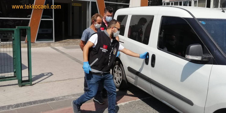 Araç Hırsızı Kartepe'de Yakalandı