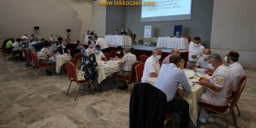 Kocaeli'de 250 Adet Yeni P Plaka İhalesi Yapıldı