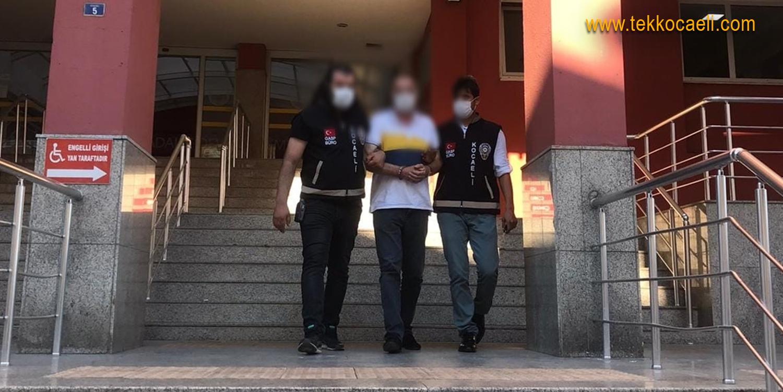 Sanayi Sitesinde Silah Çeken Şahıs Tutuklandı