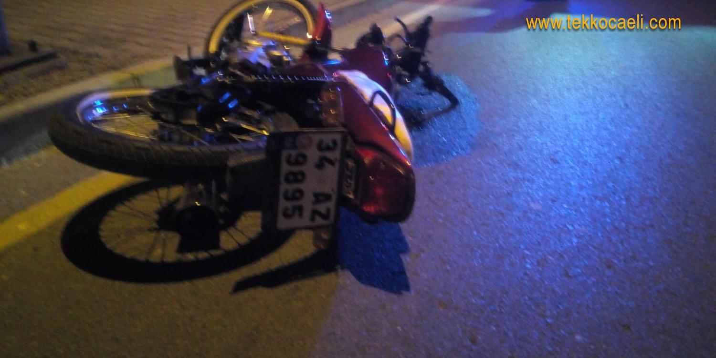 Korkunç Kaza; 1 Ölü 1 Yaralı