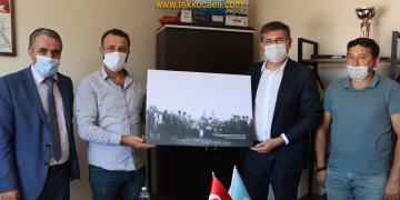 CHP Kocaeli, Derince'de Muhtarları Dinledi