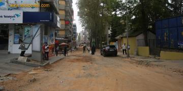 İzmit Alemdar Caddesi 25 Günde Tamamlandı