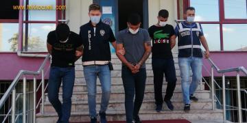 Kocaeli'de Silahlı Saldırı; 3 Gözaltı