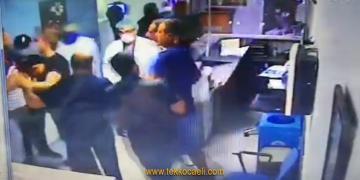 Hastanede Saldırı; Başhekimin Burnu Kırıldı
