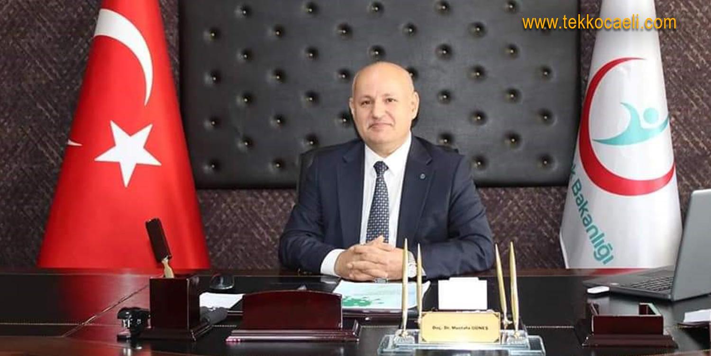 Başhekim Mustafa Güneş, Profesörlük Ünvanı Aldı