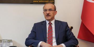 Kocaeli Valisi Seddar Yavuz'dan Flaş Uyarı