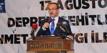 Kocaeli'de 65 Yaş Üstü Vatandaşlara Uyarı
