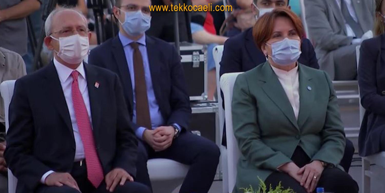 Akşener ve Kılıçdaroğlu'ndan İzmit'te Flaş Sözler