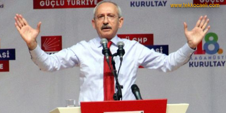 CHP Lideri Kılıçdaroğlu Gençlere Söz Verdi