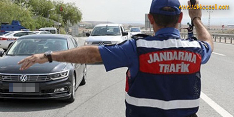 Jandarma'dan 24 Saat Denetim