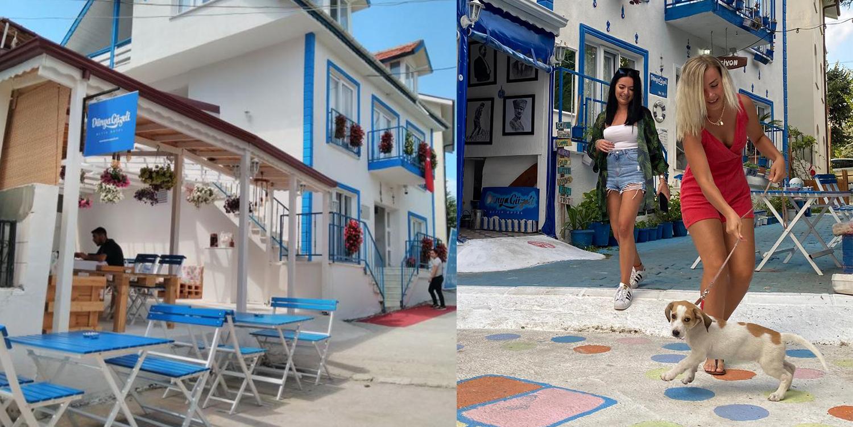 Kerpe'de 'Dünya Güzeli' Büyülüyor