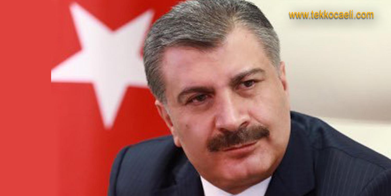 Sağlık Bakanı Koca'dan Flaş Paylaşımlar