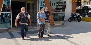 Otoparkta Cinayet İşleyen Şahıs Tutuklandı
