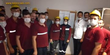 Almesan Alüminyum'da Grev Kararı Alındı
