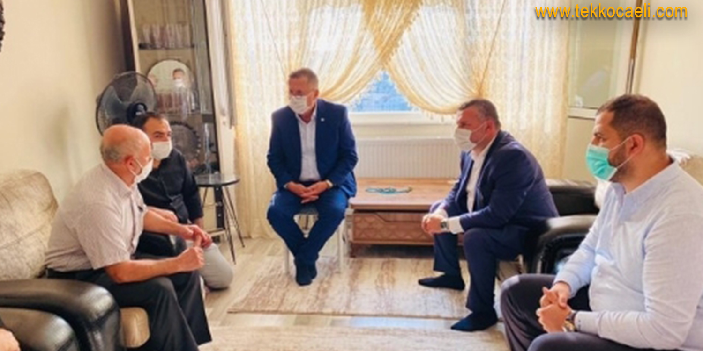 Lütfü Türkkan'dan, İntihar Eden Furkan'ın Ailesine Ziyaret