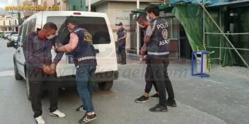 Gebze'deki İş Yerinde Hırsızlık