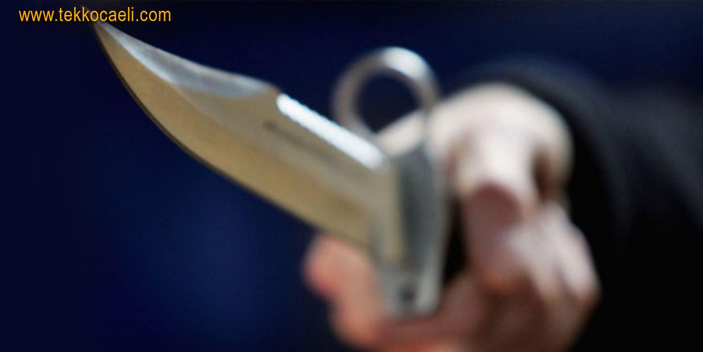 İzmit Bekirdere'de Bıçaklı Saldırı