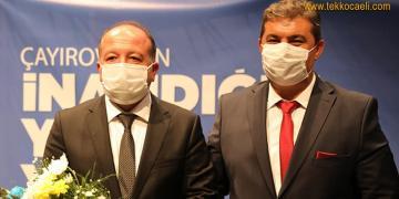 Ak Parti Çayırova İlçe Kongresi Gerçekleştirildi