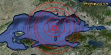 Korkunç Marmara Depremi Açıklaması