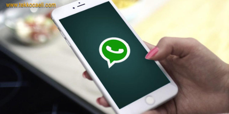 Whatsapp'ta Beklenen Özellik Geliyor
