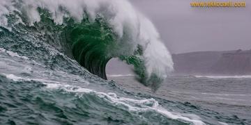 Meteoroloji'den Tsunami Uyarısı