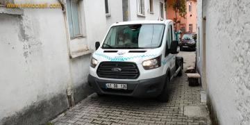 Kandıra Belediyesi Çöp Taksi Uygulamasına Başladı