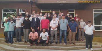 İzmit Belediyesi'nde Yeni Atama