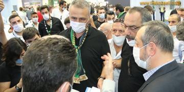 Kocaelispor Kongresi'nde İYİ PARTİ Tartışması