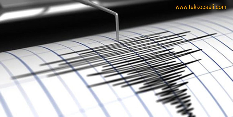 Marmara'da Deprem Riski; Haritayı Yayınladı
