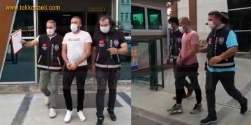 Silahlı Şahıslar İş Yerine Saldırdı
