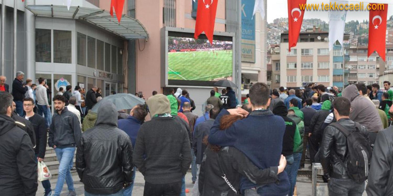 Kocaelispor'un İlk Maçı Belsa Önünde Canlı Yayınlanacak
