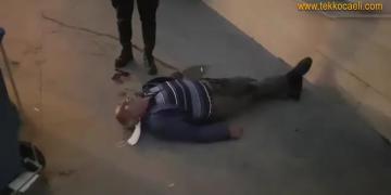 Şok Olay; Hastane Önünde Ölüme Terkedildi