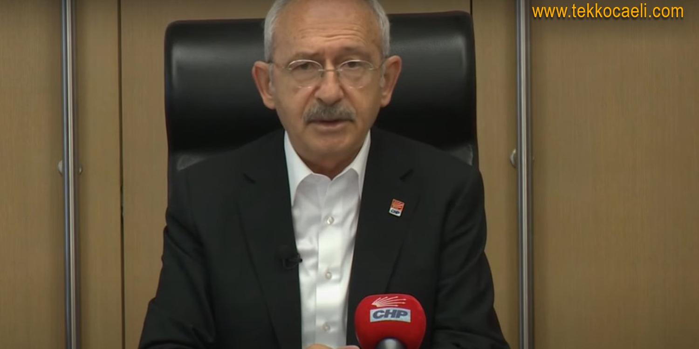 CHP Lideri Kılıçdaroğlu'ndan Flaş Karar